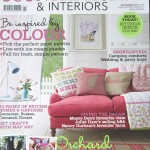 Country Homes & Interiors Magazine September 2012