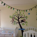 Nursery Jungle Theme